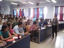 PCTE Institute of Hotel Management Classrooms