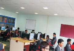 PDEA,S Mahatma Phule Institute of Management and Computer Studies Computer Laboratory