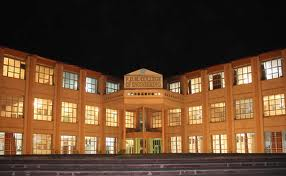 PDM College of Engineering Building