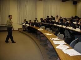 Pillai's Institute of Management Studies & Research (PIMSR) Classrooms