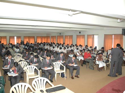 Pimpri Chinchwad College of Engineering Classrooms