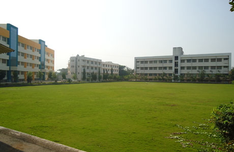 Pimpri Chinchwad College of Engineering Building