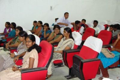 Prahar School of Architecture Classrooms