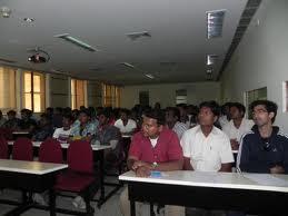 Prince Shri Venkateshwara Padmavathy Engineering College Classrooms