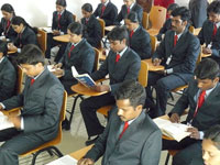 Priyadarshini College of Business Management Classrooms