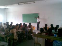 prrm engineering college Classrooms