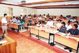 PSG Institute of Management Classrooms