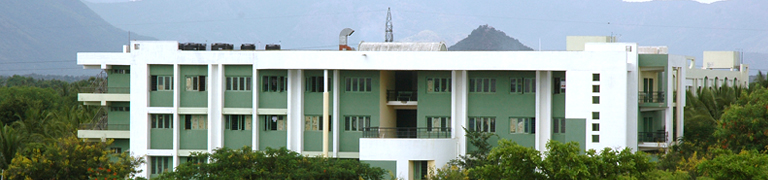 PSNA College of Engineering and Technology (PSNACET) Building