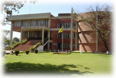 Punjab College of Engineering & Technology Building