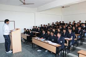 Punjab Institute of Engineering & Applied Research Classrooms