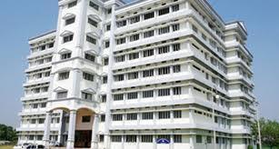 Pushpagiri College of Dental Sciences Building