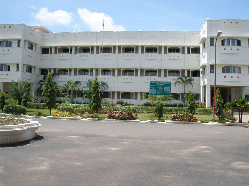 R M D Engineering College Building