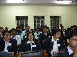 R. A Podar Institute of Management Classrooms