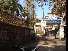 R.K.Talreja college Building