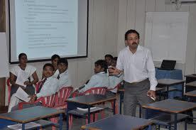 R.L. Institute of Management Studies(RLIMS) Classrooms