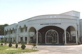 Rachana Sansad Academy of Architecture Building