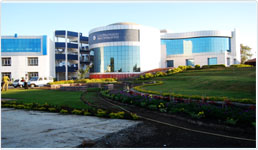 Radharaman Institute of Technology & Science (RITS), Bhopal Building