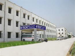 Ragas Dental College & Hospital Campus