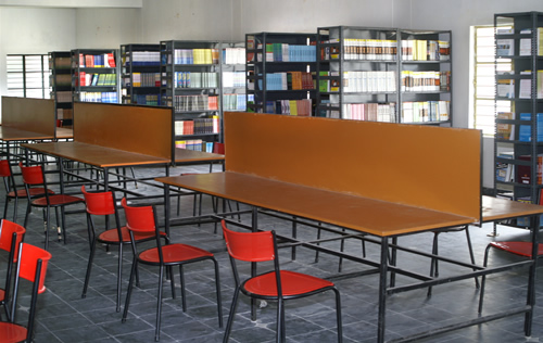 Raghu Institute of Technology	Library