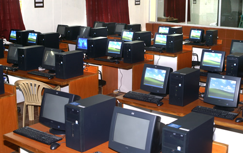 Raghu Institute of Technology	Computer Laboratory