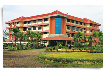 Rajagiri Centre for Business Studies (RCBS) Building