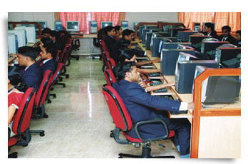 Rajagiri Centre for Business Studies (RCBS) Computer Laboratory