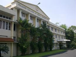 Rajagiri collage of Social Science Building