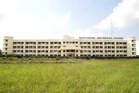 Rajalakshmi Engineering College Building