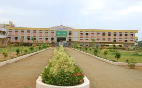 Rajarajeswari Engineering College Building