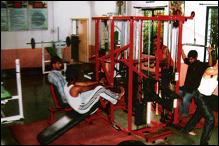 Rajarambapu Institute of Technology Gymnasium