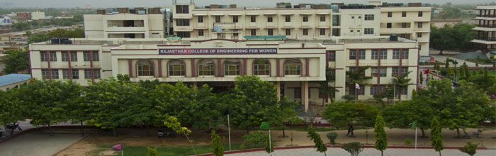 Rajasthan College of Engineering for Women Building
