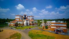 SCMS School of Communication and Management Studies Building