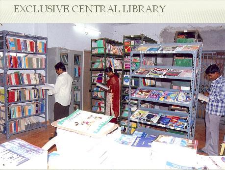 SDGS College Anantapur Library