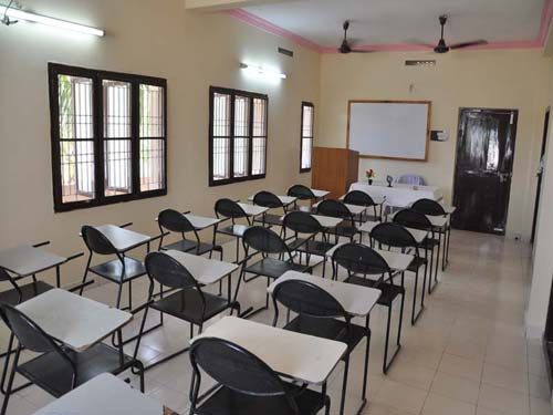Sea Horse Academy of Merchant Navy (SHAMN) Classrooms