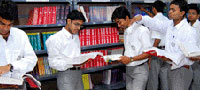 Seacom Engineering College Library