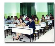 Seacom Engineering College Classrooms