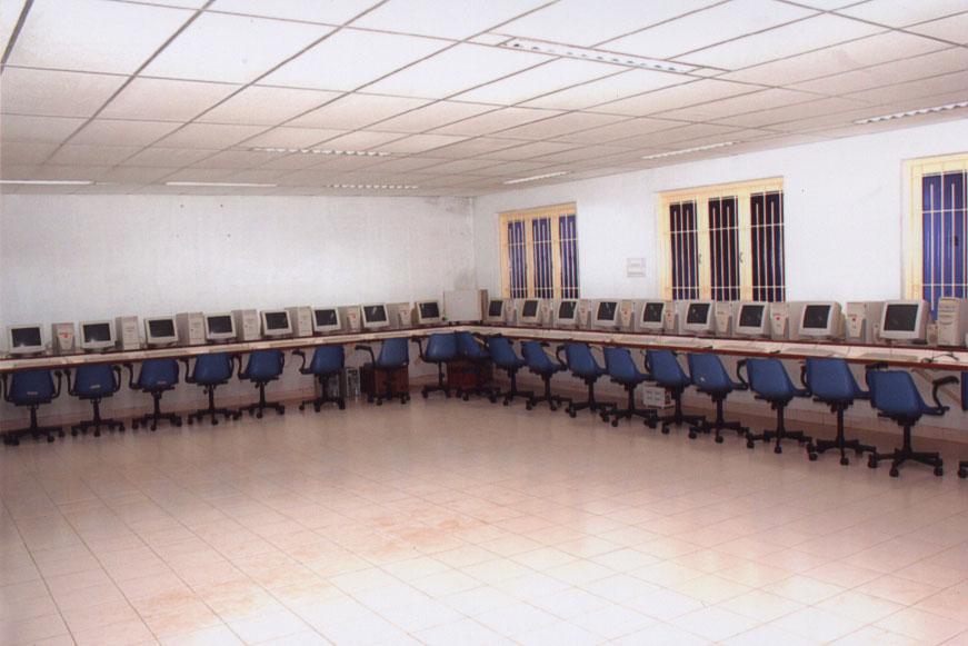 Sengunthar Arts and Science College Computer Laboratory