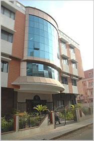 Seshadripuram Law College Building