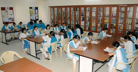 Seshadripuram Law College Library
