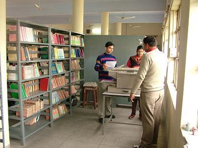 Seth Jai Parkash Polytechnic Library