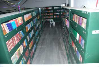 Shaaz College of Engineering & Technology Library