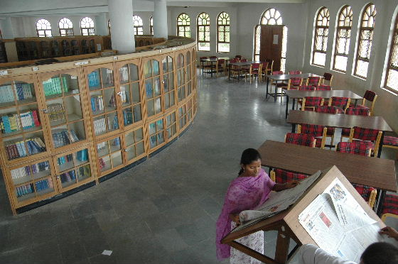 Shadan College Of Engineering & Technology Library