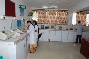 Shadan Institute of Medical Sciences Laboratory