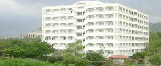 Shah & Anchor Kutchhi Engineering College Building