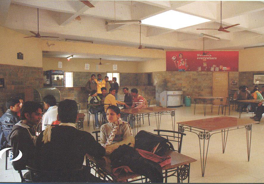 Shaheed Bhagat Singh Evening College Canteen