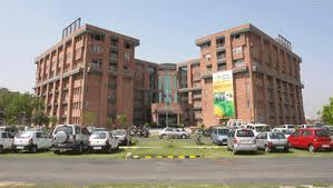 Sharda Group of Institutions Building
