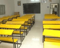 Shree S.P. Patel MBA College Classrooms