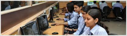 Shri Mrityunjaya College of Arts, Commerce and BBA Computer Laboratory