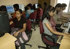 Indian Institute of Digital Art & Animation (IIDAA) Computer lab