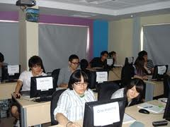 Meteor Institute of Digital Design Studies (MIDDS) Corporate Training to the Japanese Students